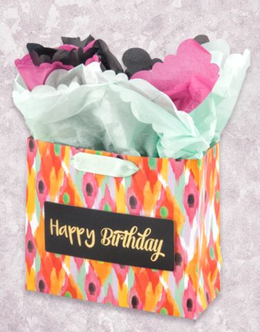 Loose Painterly Shapes (Studio) Gift Bags