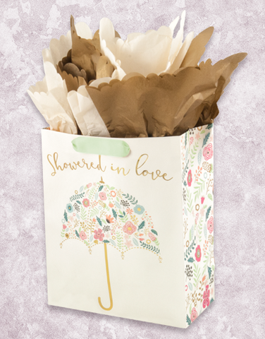 Showered In Love (Garden) Gift Bags