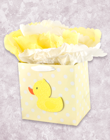 Baby Duckling (Medium Square) Gift Bags