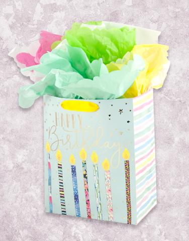 Birthday Magic (Garden) Gift Bags