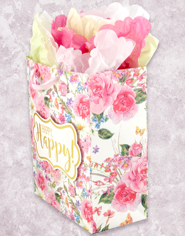 Blissful Garden (Garden) Gift Bags