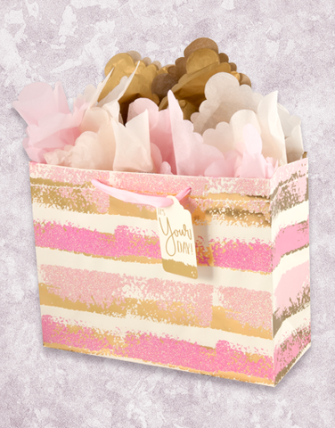 Pink Sparkles (Market) Gift Bags