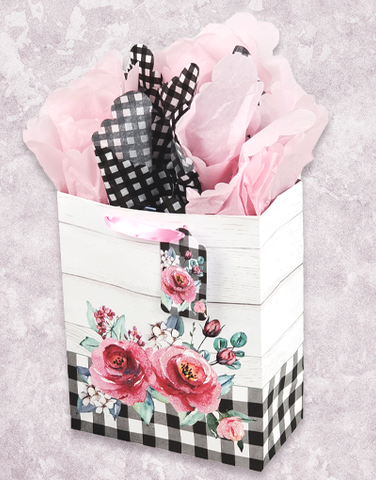 Farmhouse Blossoms (Garden) Gift Bags