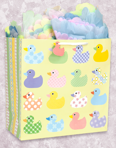 Rubber Duckies Gift Bags