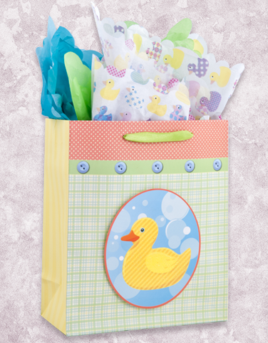Duckie Bubbles Gift Bags