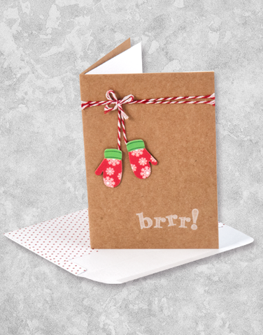 Brrr! (16 Count Boxed Christmas Cards)