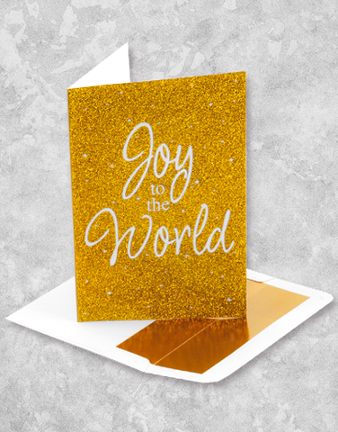 Joy To The World (15 Count Boxed Christmas Cards)