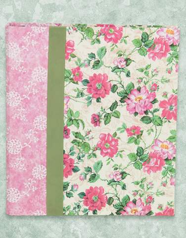 Traditional Floral Binders