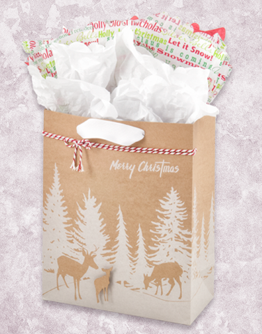 On A Winter Day (Studio) Gift Bags