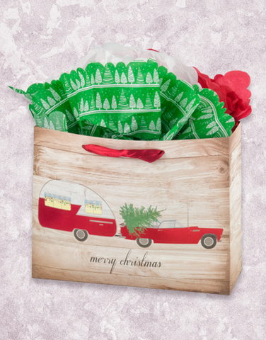 Holiday on Wheels (Market) Gift Bags