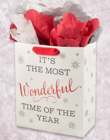 Wonderful Time (Garden) Gift Bags