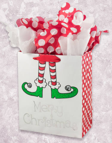 Elf Shoes (Garden) Gift Bags