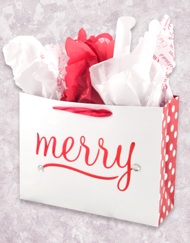Simple Merry (Market) Gift Bags