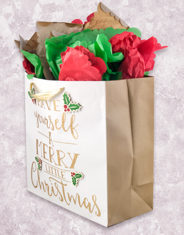 Another Merry Little Christmas (Square Jumbo) Gift Bags