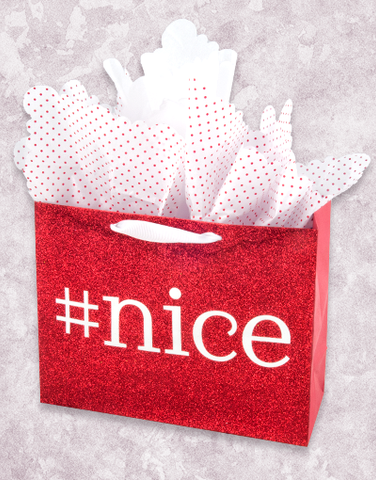 #Naughty or #Nice (Market) Gift Bags
