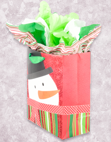Bundled Up Bundles (Garden) Gift Bags