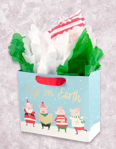 Pigs on Earth (Studio) Gift Bags