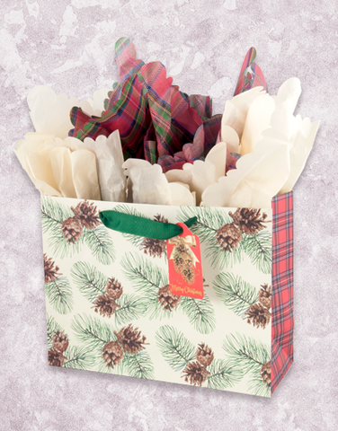 Classic Spruce (Market) Gift Bags