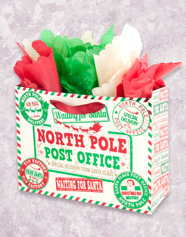 From The North Pole (Market) Gift Bags