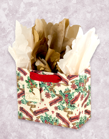 Cinnamon & Holly (Petite) Gift Bags