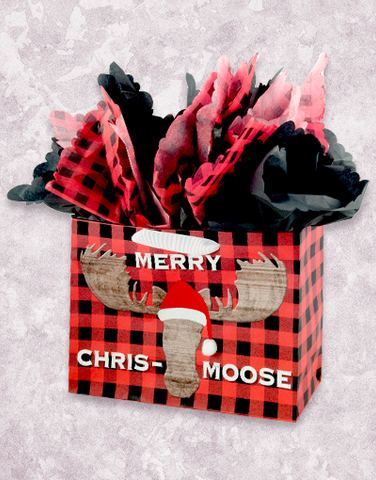 Merry Chris-Moose (Market) Gift Bags
