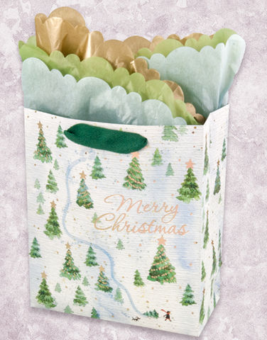 Watercolor Wonderland (Garden) Gift Bags