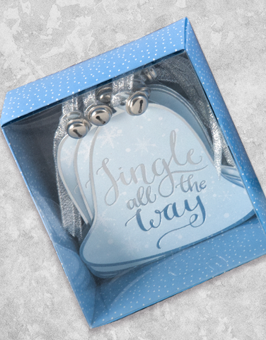 Icy Jingle (6 Count Holiday Gift Tags)