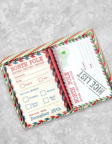 Delivery Service (4 Count Holiday Gift Card Holders)