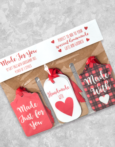 Made For You (12 Count Holiday Gift Tags)