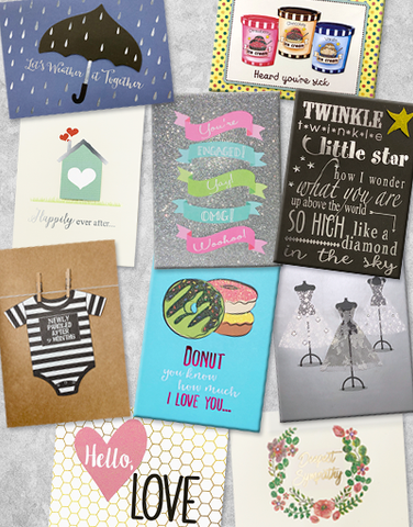 All Occasion Greeting Card Collection