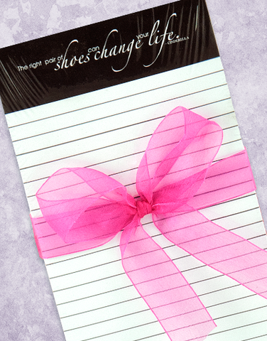 Change Your Life Shopping List Pads