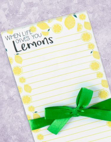 Tequila Time Shopping List Pads