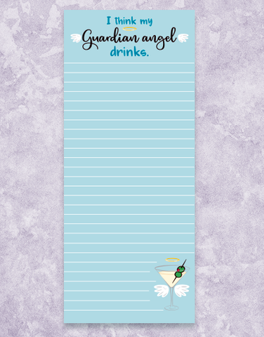 Guardian Angel Shopping List Pads