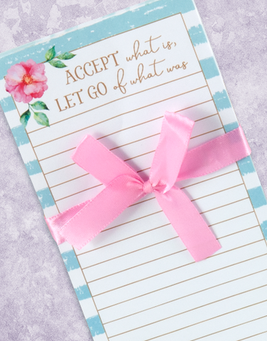 Have Faith Shopping List Pads