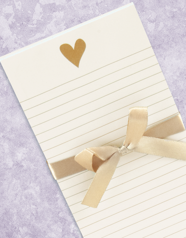 Lovely Notes Shopping List Pads