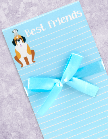 Best Friends Shopping List Pads