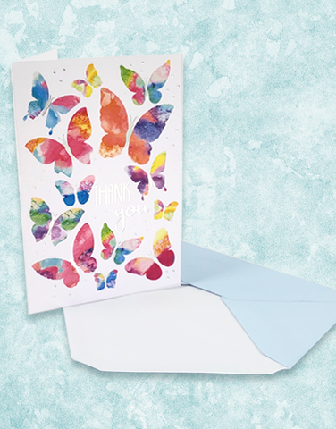 Butterfly Dreams Note Cards