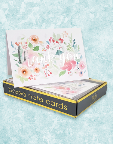 Best Florals Note Cards