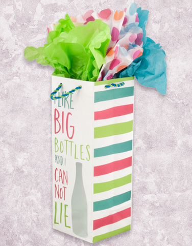 Big Bottles Wine Bags