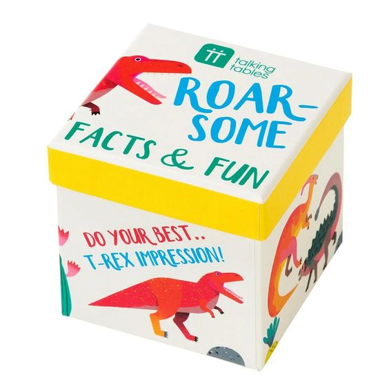 Roar-Some Facts & Fun