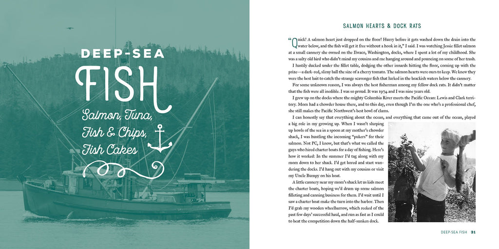 Dig • Shuck • Shake: Fish & Seafood Recipes from the Pacific Northwest