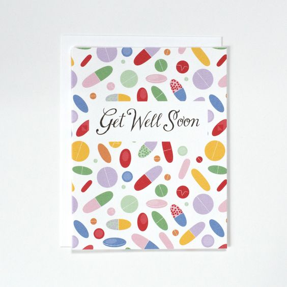 Get Well Soon Pills