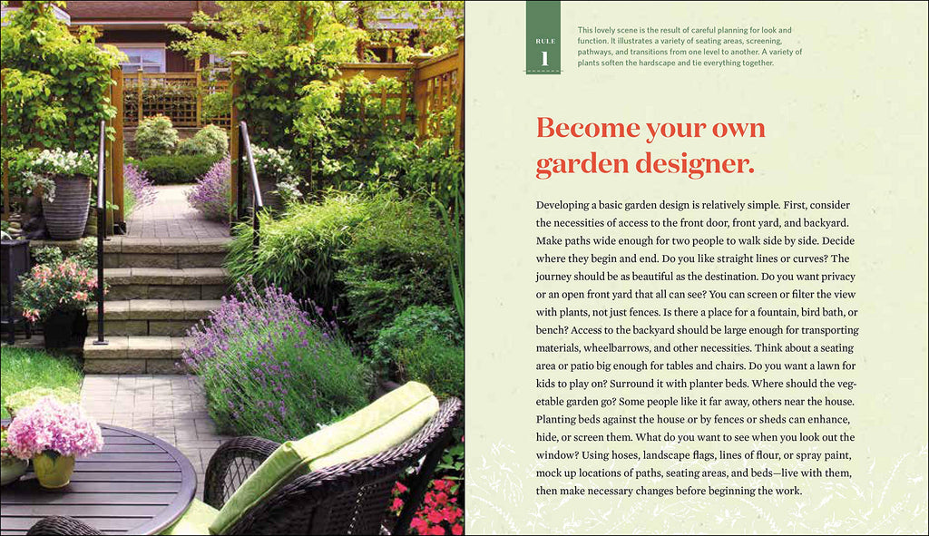 Ground Rules: 100 Easy Lessons for Growing a More Glorious Garden
