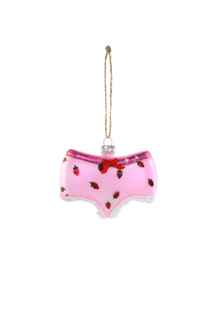 Ladies Underwear Ornament