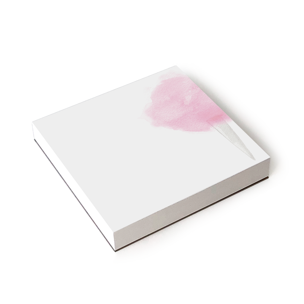 Cotton Candy Notepad