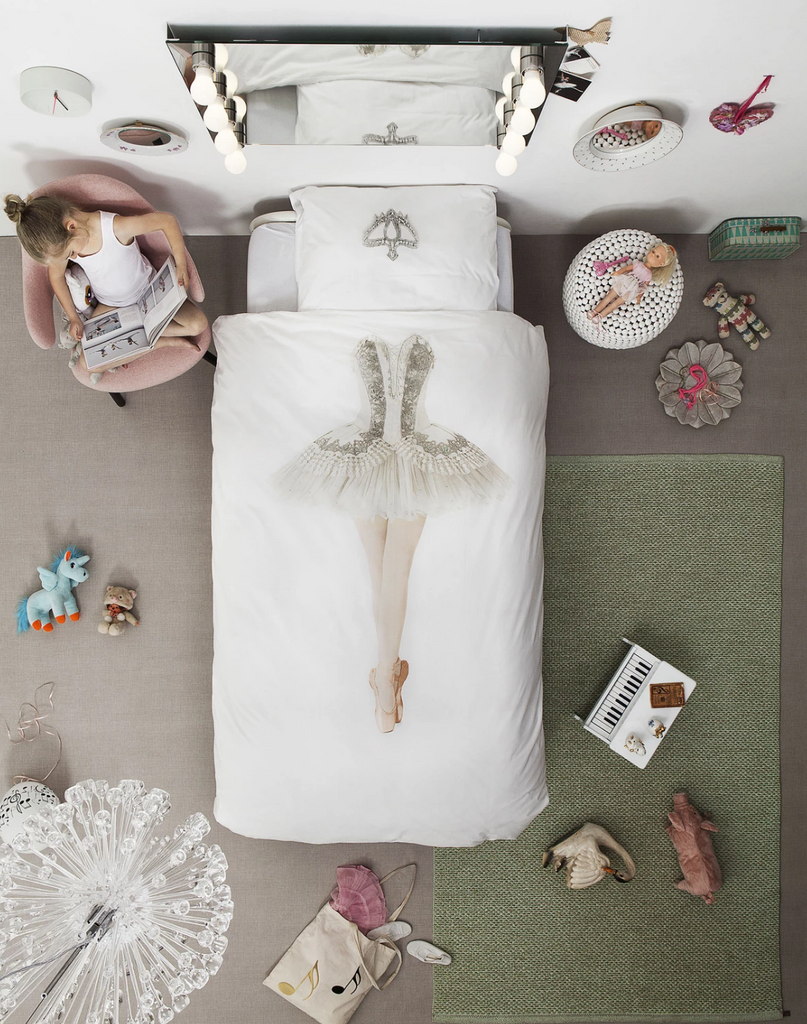 Ballerina Duvet Cover Set - Snurk Bedding