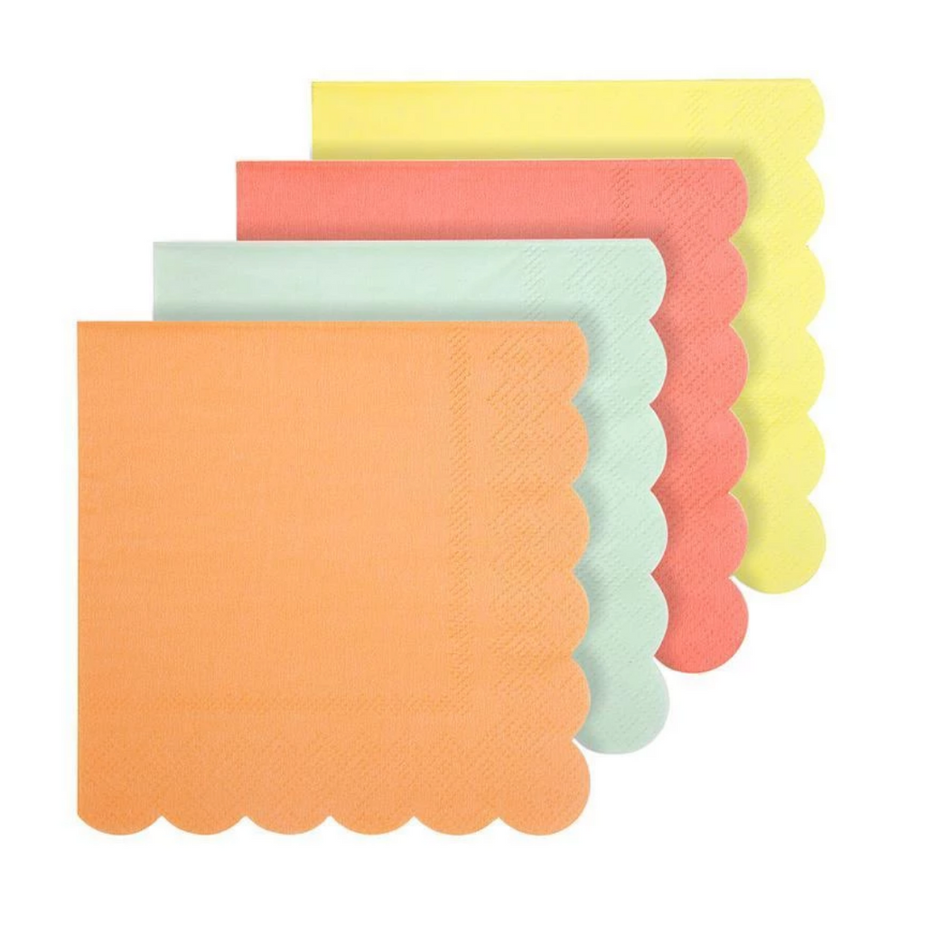 Neon Small Napkins