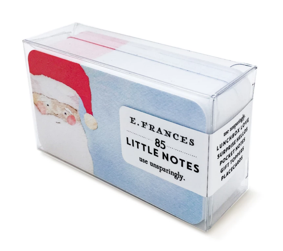 Santa Little Notes