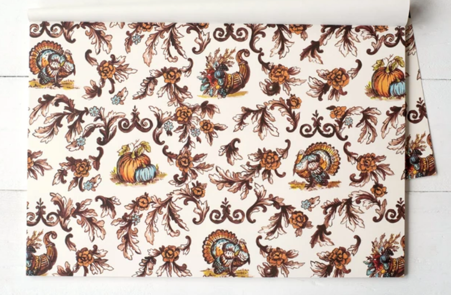 Thanksgiving Toile Placemat