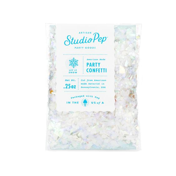 Let It Snow Mini Confetti Pack